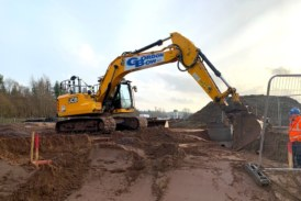 Gordon Bow Plant Hire invests in £1m JCB fleet deal