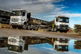 Hadley Group goes for growth with Mercedes-Benz Arocs eight-wheelers from Intercounty Truck & Van
