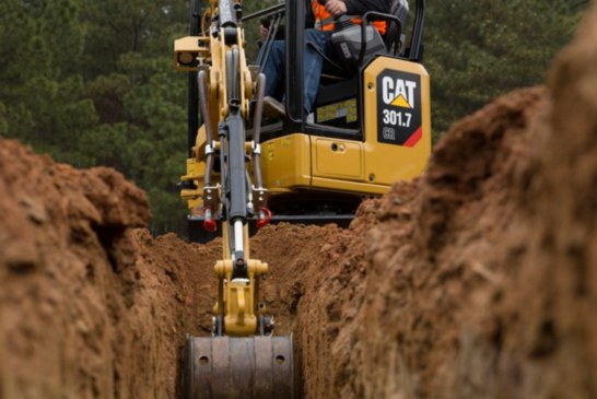 A new mini excavator for the next generation