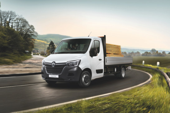 Renault Master Dropside conversion now available 'off-the-shelf'