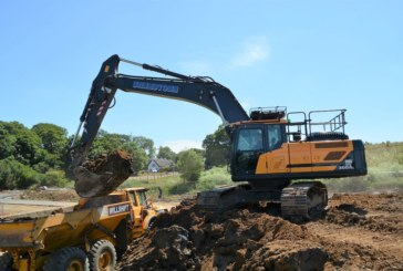An 'A' grade for Shenstone Plant with new stage V Hyundai