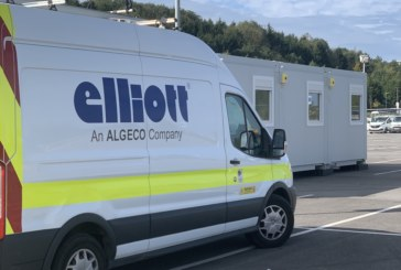 Elliott UK awarded the government contract to deliver new COVID-19 test centre facilities