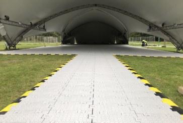 TPA launches TerraGuard temporary flooring