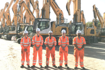 Liebherr opens its doors to welcome its latest intake of apprentices