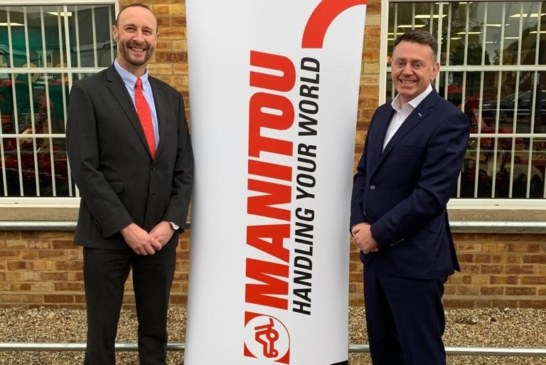 Thurlow Nunn Standen appointed Manitou dealer on 1st January 2021