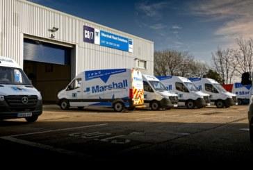 Maximising fleet uptime with Marshall Fleet Solutions