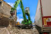 Materials Handling | Sennebogen go green