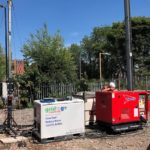 Speedy and Telent partner on low-carbon power solution to keep major trainline running