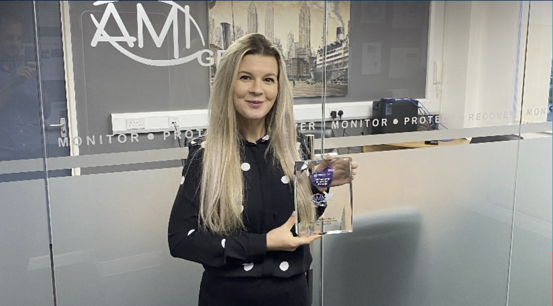 AMI Group are Technology Innovator award winners for the fifth year running