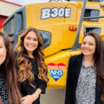 Paragon supports three Leicestershire sisters build the next generation of family plant hire business