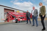 Advanced Access invests in bi-energy high-level Hinowa spider platforms