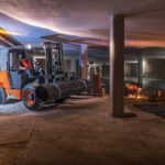 AUSA launches its new C201H urban forklift