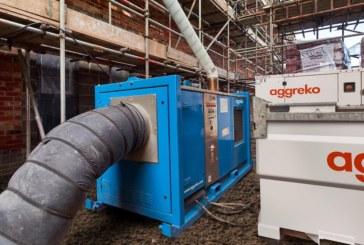 Aggreko rings humidity alarm in response to National Maintenance Week