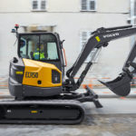 Volvo reveal the F Generation ECR50