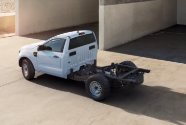 Ford adds conversion-ready chassis cab model to Ranger Pick-up