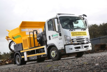 Isuzu Velocity road repair trucks open up new avenues for innovative pothole repairs