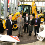 JC Balls & Sons buys 750,000th JCB backhoe loader
