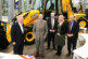 JC Balls & Sons buys 750,000th JCB backhoe loader