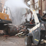 Inmalo helping the fight against nuisance dust on major projects