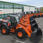 Jack Moody Group invest in ten Hitachi wheel loaders