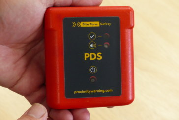 ESS Safeforce makes advance order of 150 SiteZone Safety Personnel Distancing Systems