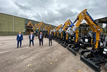 SANY announce Global Recycling Solutions as new dealer in East Anglia