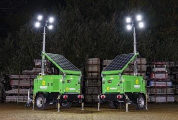 Sunbelt Rentals invest £12 million in Trime Lighting Towers