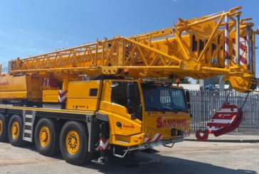 Sangwin Plant Hire receives first