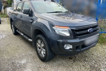 AMI Group | Ford Ranger stolen in the dark of the night recovered