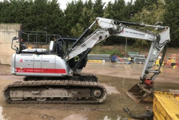 Coleman & Company hold sale of demolition equipment on 27th November in Birmingham