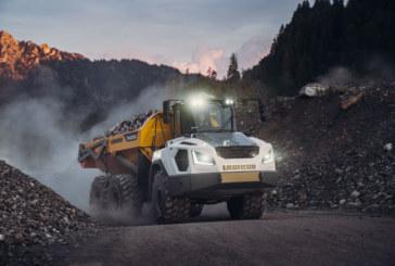 Liebherr presents the new generation of articulated dump trucks
