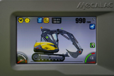 Mecalac unveils new transmission for MCR crawler skid excavators