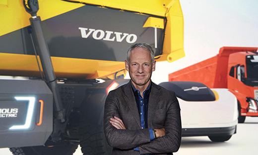 Volvo Autonomous Solutions | Going it alone