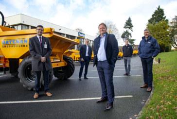 Bateman Groundworks Ltd in substantial dumper deal with Thwaites