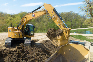 Caterpillar reveals the 335 Next Gen Hydraulic Excavator