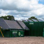 AJC EasyCabin's The Smart Solar Site system bears fruit in the Green Apple Awards