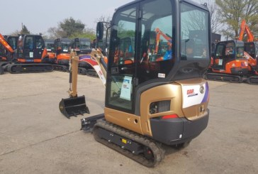 GAP Group and Kubota team up for golden donation to construction charity
