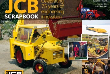 New book rolls off the press to mark JCB's 75th birthday