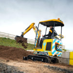 CP Hire brings the benefits of JCB e-tech to Northern Ireland