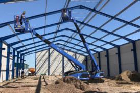 Nagano crawler boom lifts a UK first for JMS
