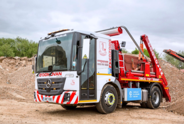 O'Donovan to team with Construction Waste Portal