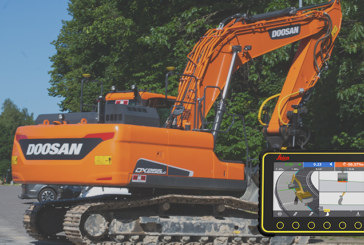 Leica Geosystems and Doosan announces new Leica-Ready kit for factory fitting