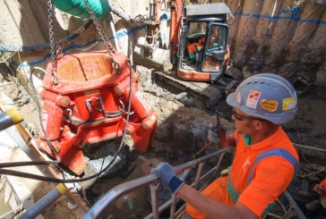 Groundforce supplies support for Tideway sites