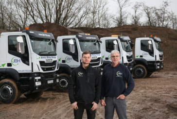 IVECO Stralis X-WAY tips the balance for Jeremy Bishop Haulage