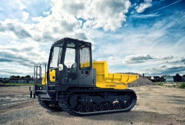 O'Malley Plant Hire Ltd takes delivery of UK's first Yanmar C50R-5A