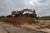 Machines for demanding jobsites: CASE crawler excavators at work throughout Europe