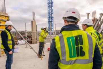 Partnership between The Skills Centre and O'Halloran & O'Brien creates 1,000 jobs in London