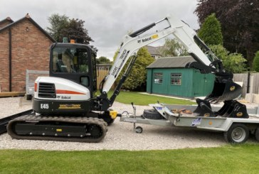 ShoreTrench expands with new Bobcat E45 Mini-Excavator