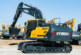 Hyundai Construction Equipment unveil brand new stage V excavator in 20-tonne class offering substantial performance gains