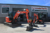 Customer demand drives Luscombe Plant Hire's continued investment in Kubota